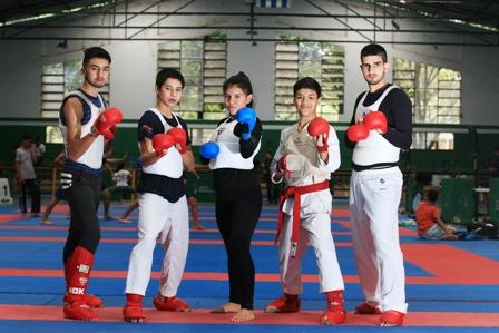 Bolivianos-debutan-en-el-Sudamericano-de-Karate--