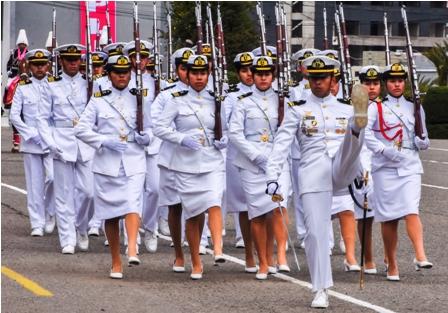El-servicio-militar-regular-desde-ayer-admite-mujeres