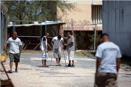 Penal-de-Mexico,-un-campo-de-batalla