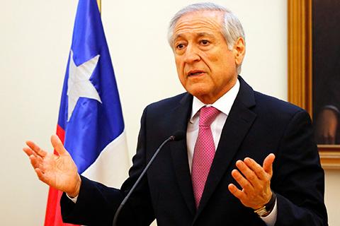 Canciller-chileno-a-Bolivia:--Pongamos-fecha-y-hora-para-reunir-al-comite-de-fronteras-