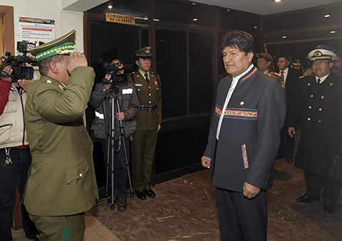 Policia-presenta-a-Morales-plan-para-crear-una-Direccion-General-de-Fronteras