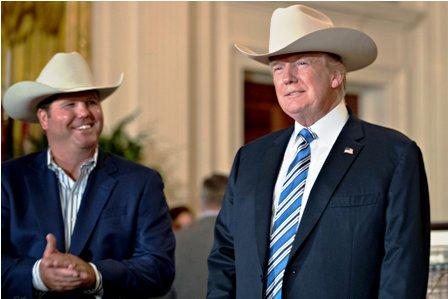 Trump-promueve-la-industria--Made-in-America-. El presidente de EEUU 0c0b7df5b10