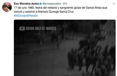 Morales-recuerda-37-anos-del--nefasto-y-sangriento--golpe-de-Garcia-Meza