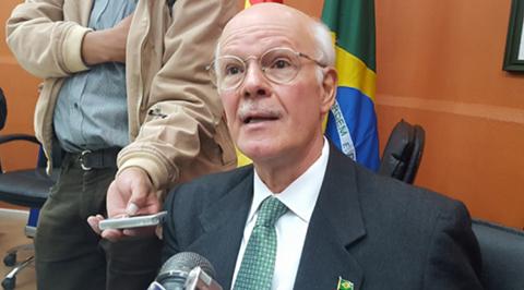 Embajador-de-Brasil-pide--evitar-suposiciones--sobre-presencia-de-miembros-del-PCC-en-Bolivia