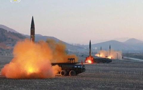 EEUU-y-Corea-del-Sur-lanzan-advertencia-a-Corea-del-Norte-probando-misiles