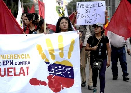 America-Latina-condena-el-uso-de-la-fuerza--de-EEUU