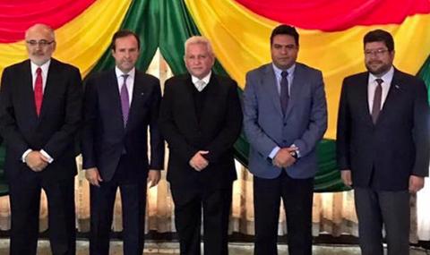 Lideres-opositores-bolivianos-piden-elecciones-en-Venezuela