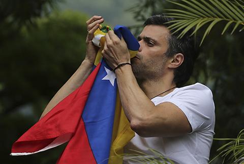 Opositor-venezolano-Leopoldo-Lopez-vuelve-a-prision-domiciliaria