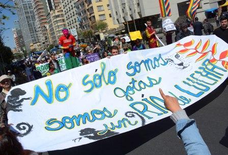 Polémica. Indígenas anuncian marcha. Oposición acudirá al TCP para revisión
