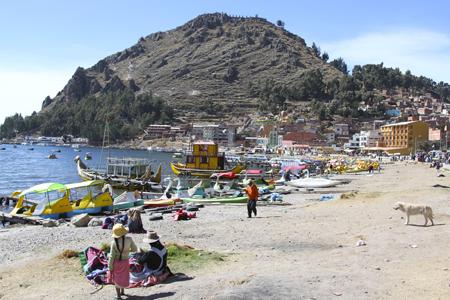 El-turismo-ha-registrado-perdidas-por-los-bloqueos-de-Achacachi