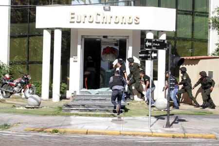 Policia-no-descarta-que-un-funcionario-de-Eurochronos,-este-involucrado-en-el-asalto