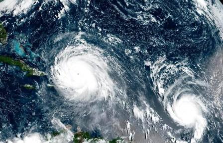 El-huracan-Jose,-tras-pasos-de-Irma-