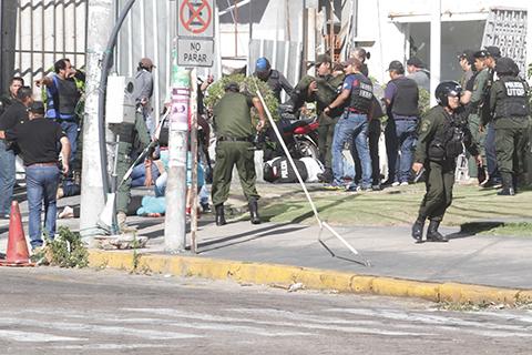 Eurochronos:-Romero-cree-que-policias-ya-no-intervendran-en-atracos-por-temor-al-hostigamiento