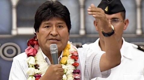 Morales-expresa-su-respaldo-al-nuevo-intento-de-dialogo-en-Venezuela