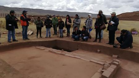 Confirman-hallazgo-de-una-edificacion-en-Tiwanaku