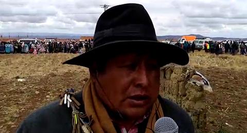 Dirigente-Poncho-Rojo-niega-estar-secuestrado-por-pobladores-de-Achacachi
