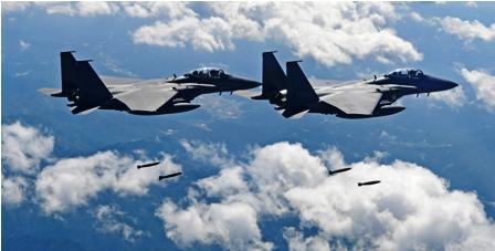 Washington-y-Seul-simularon-ataque