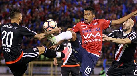 La-Conmebol-cambio-el-arbitro-para-el-partido-entre-River-Plate-y-Wilstermann