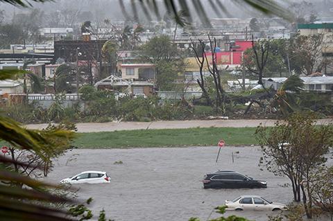 Severos-danos-en-Puerto-Rico-y-las-Antillas-Menores-por-Maria