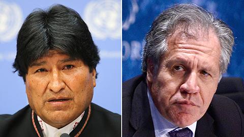 Secretario-de-OEA-pide-a-Evo-respetar-el-voto-popular-que-le-dijo--No--a-la-reeleccion-