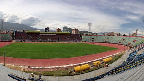 Cierran-estadio-de-Cochabamba-para-su-refaccion-con-miras-a-los-Juegos-Suramericanos
