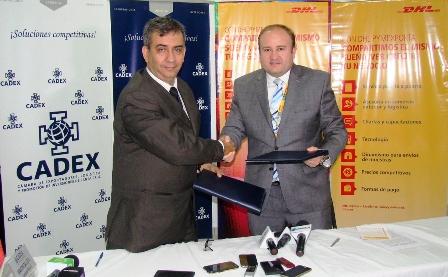 Cadex-y-DHL,-se-alian-para-facilitar-exportaciones-a-Pymes