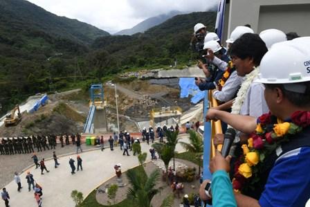 Hidroelectrica-San-Jose-inicio-operaciones-en-el-Chapare