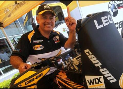 Leo-Martinez,-el-piloto-que-le-pide-a-Evo-que-respete-el-21F:--Voy-a-llegar-a-la-meta-por-mi-hija-