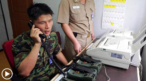 Corea-del-Norte-reabre-la-comunicacion-con-el-Sur-tras-dos-anos-de-silencio-y-tension