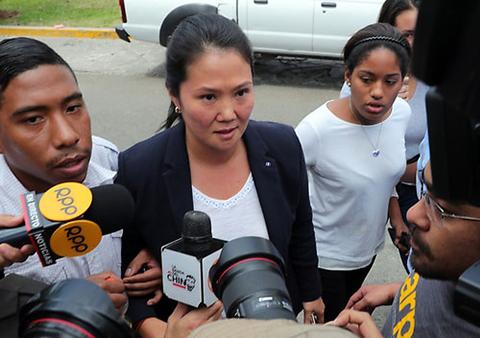 Detienen-a-Keiko-Fujimori-por-presunto-lavado-de-dinero-en-Peru
