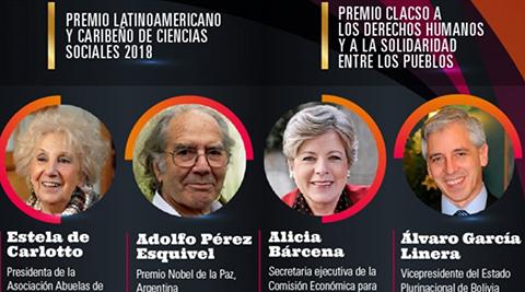 Clacso-premiara-a-Garcia-Linera-por-su-compromiso-con-los-derechos-humanos