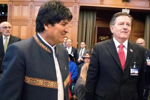 El-Canciller-de-Chile-pide-al-presidente-Morales-que-acate-el-fallo-de-La-Haya