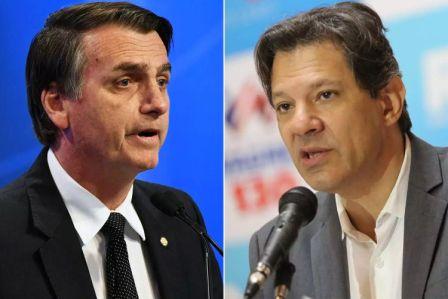 Elecciones,-Bolsonaro-y-Haddad,-a-todo-o-nada