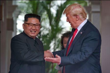 Apuntan-a-segunda-cumbre-Trump-Kim-