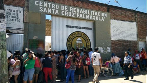 Procesan-a-policia-encontrado-en-posesion-de-droga-en-carcel-de-Palmasola
