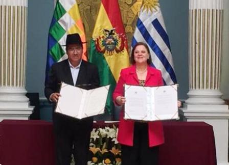Bolivia-Uruguay-celebran-175-anos-de-bilateralidad