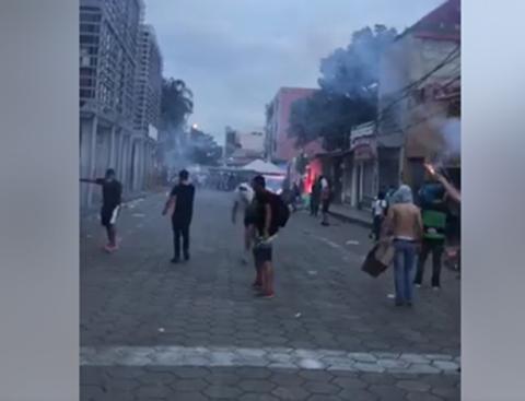Evo-Morales:-Condenamos-actos-delictivos-de-la-derecha-a-nombre-de-la-democracia