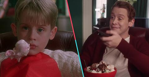 Macaulay-Culkin-volvio-a-ser-Kevin-de--Mi-pobre-angelito--para-un-comercial-de-Google