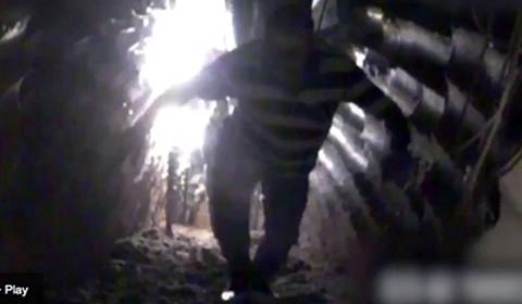 Un-robot-del-ejercito-de-Israel-sorprende-a-terroristas-de-Hezbola-en-un-tunel