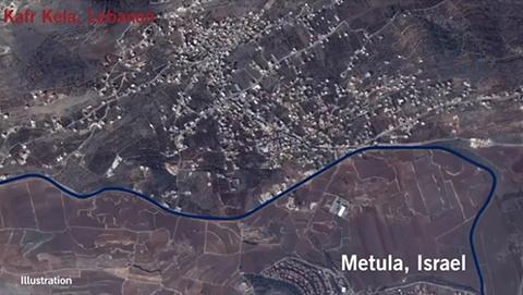 Israel-denuncio-que-una-de-cada-tres-casas-en-la-frontera-del-Libano-es-usada-por-terroristas-de-Hezbola