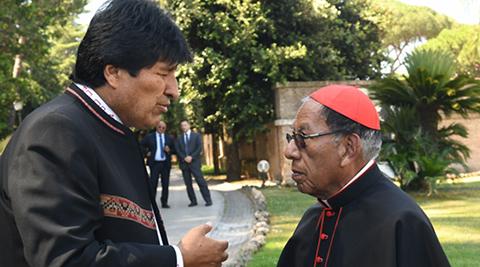 Cardenal-Toribio-Ticona:-No-estoy-de-acuerdo-que-uno-no-mas-gobierne