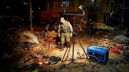 Policia-informa-que-el-autor-de-las-explosiones-de-Oruro,-tiene-un-perfil-sicopata-