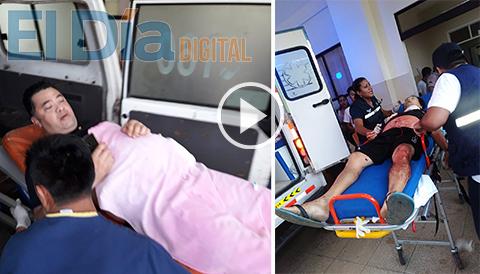 Requisa-a-Palmasola-deja-4-policias-y-dos-reos-heridos