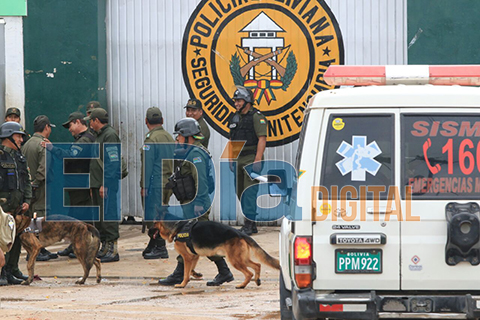 Seis-internos-muertos-y-seis-policias-heridos-deja-requisa-en-Palmasola