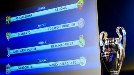 La-Champions-League-sorteo-los-cuartos-de-final-