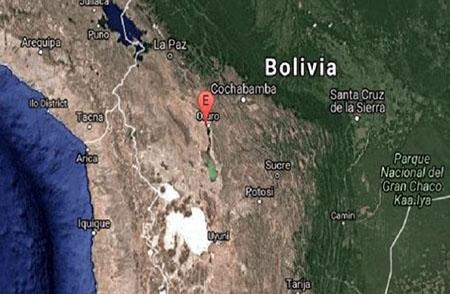 Un-temblor-de-4.2-grados-fue-registrado-esta-madrugada-en-Oruro