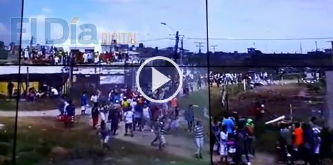 Reportan-fuga-masiva-de-reos-en-la-carcel-de-Palmasola