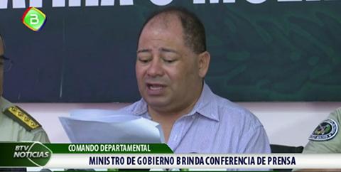 Gobierno-ordena-cambio-de-policias-y-refuerza-control-interno-en-Palmasola