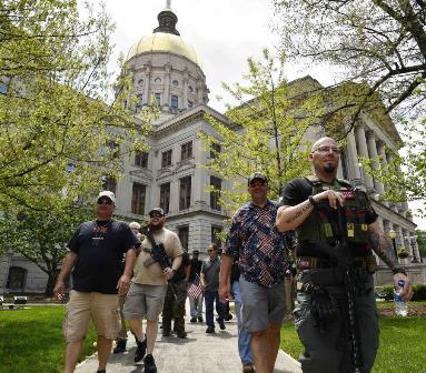 Protestan-por-estricta-Ley-de-armas