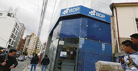 Gerencia-del-BDP-informa-que-su-cartera-de-credito-llego-a-Bs.-2.993-MM-por-77.379-operaciones-en-todo-Bolivia